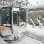新潟行き鉄道の旅