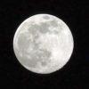 4月7日(火曜日)スーパームーンの夜に緊急事態宣言発令