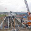 11月7日(土曜日)撤去される橋