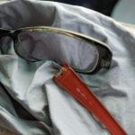 12月16日(水曜日)眼鏡を壊す
